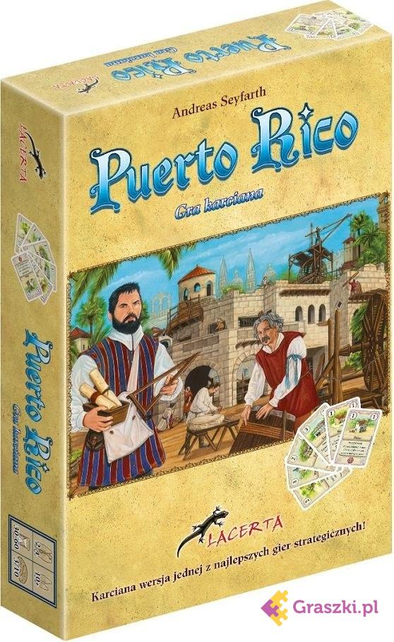 Puerto Rico: Gra karciana | Lacerta